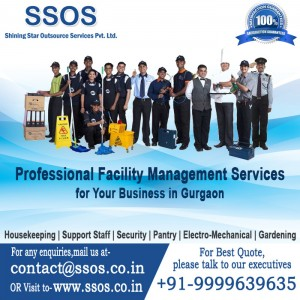 Facility Management Services – SSOS is a leading facility
