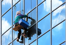 Facade/Glass Cleaning Services